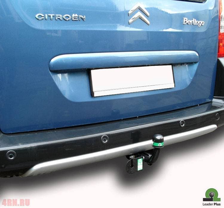 Фаркоп для Citroen Berlingo фургон (2008-2018) № C302-A для {UF_NAME_EN} {UF_YEAR} № C302-A