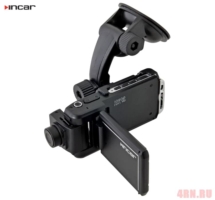 "Видеорегистратор Incar VR-830 2,0"" TFT, AVI, JPEG, HDMI, full HD (1920*1080)"