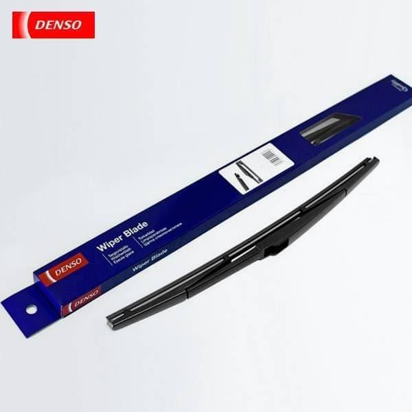 Щетки стеклоочистителя Denso каркасные (водительская со спойлером) для Toyota Yaris (2005-2009) № DMS-560+DM-035