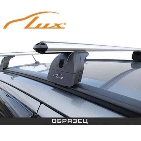 Багажник Люкс на интегрированные рейлинги с аэро-классик дугами для Hyunday ix35 (2010-2015) № 842822