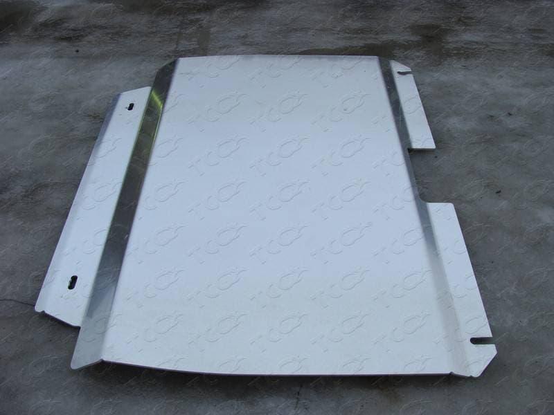 Защита картера (алюминий) 4 мм для Infiniti JX 35 (2013-2014) № INFJX3513-22