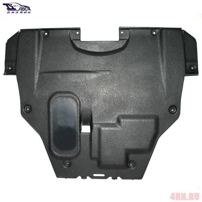 Защита двигателя и КПП для Mazda 6 (2007-2012) № 12.01K