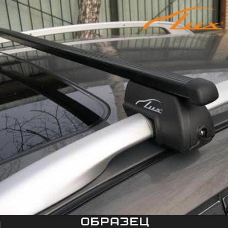 Багажник Люкс на рейлинги с прямоуг. дугами для Volvo V70 (2007-2018) № 691622