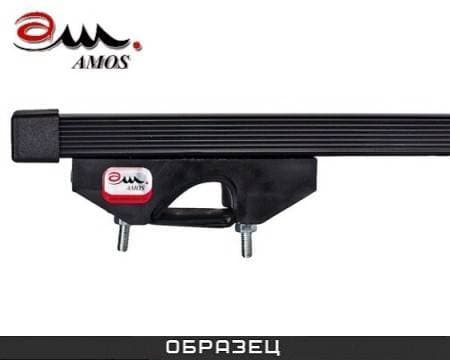 Багажник Amos Reling на рейлинги с прямоуг. дугами для Ford Transit 120/130/160/190 Courier Van 4 дв. (2014-2018) № reling-o1.2