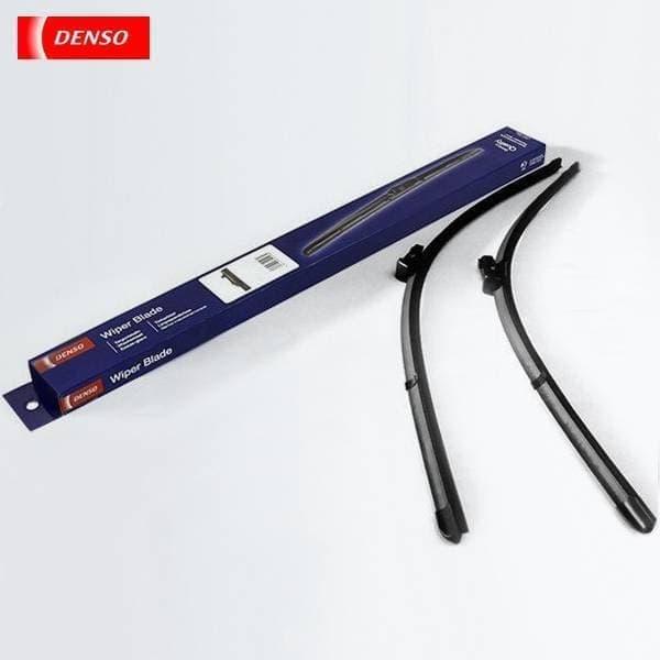 Щетки стеклоочистителя Denso бескаркасные для Suzuki Swift (2005-2010) № DFR-005+DFR-002