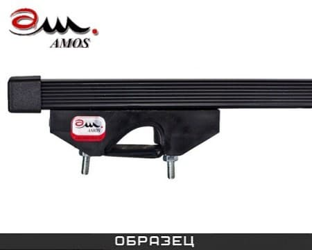Багажник Amos Reling на рейлинги с прямоуг. дугами для Ford Mondeo IV универсал (2007-2013) № reling-o1.2