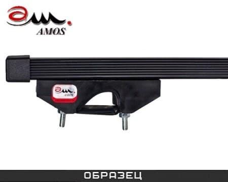 Багажник Amos Reling на рейлинги с прямоуг. дугами для BMW 3-Серия (E91) универсал (2005-2011) № reling-o1.2
