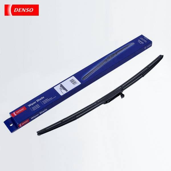 Щетки стеклоочистителя Denso гибридные для Kia Rio (2005-2011) № DUR-055L+DU-040L