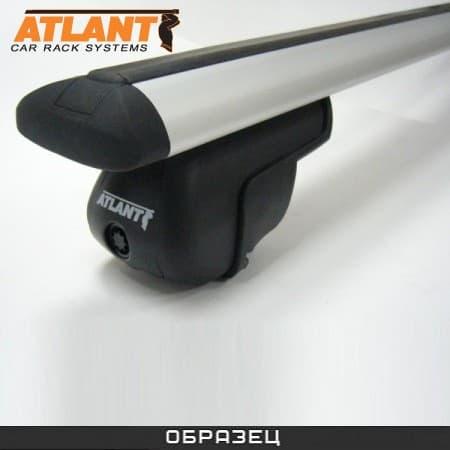 Багажник Атлант на рейлинги с дугами в форме крыла для Toyota Corolla E110 универсал (1997-1999) № 8810+8823