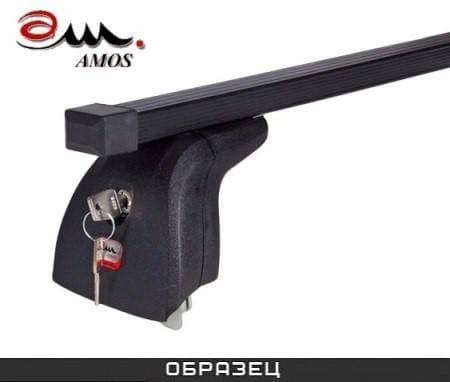 Багажник Amos Beta на крышу с прямоуг. дугами для Opel Astra J GTC хэтчбек 3-дв. (2011-2018) № beta-b-102-o1.2