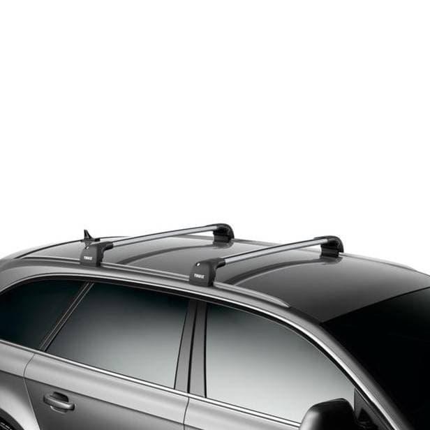 Багажник Thule WingBar Edge на интегрированные рейлинги с дугами в форме крыла для Mini Countryman 5-дв. (2010-2017) № 9591-4020