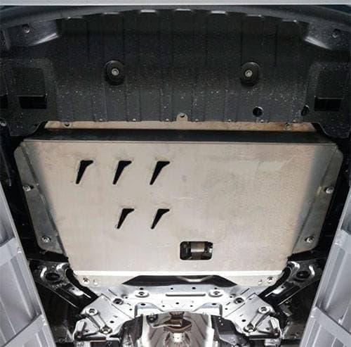 Защита двигателя и КПП для Hyundai i30 (2011-2015) № 11.09ABC