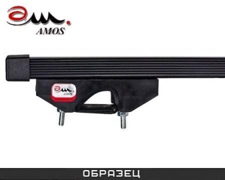 Багажник Amos Reling на рейлинги с прямоуг. дугами для Mercedes-Benz GLK-Класс X204 5-дв. (2008-2015) № reling-o1.3