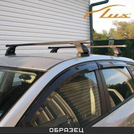 Багажник Люкс на крышу с прямоуг. дугами для Ford Mondeo хэтчбек (2001-2007) № 692730