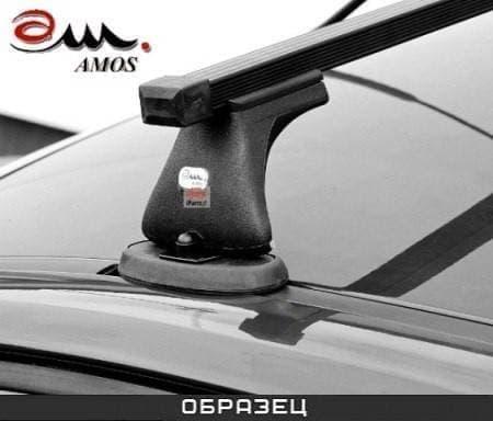 Багажник Amos Koala на крышу с прямоуг. дугами для Mazda 6 II седан (2008-2012) № K-D-o1.07