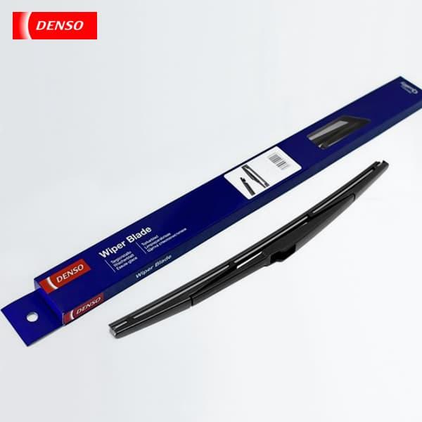 Щетки стеклоочистителя Denso каркасные (водительская со спойлером) для Opel Tigra Twin Top кабрио (2004-2009) № DMS-550+DM-045