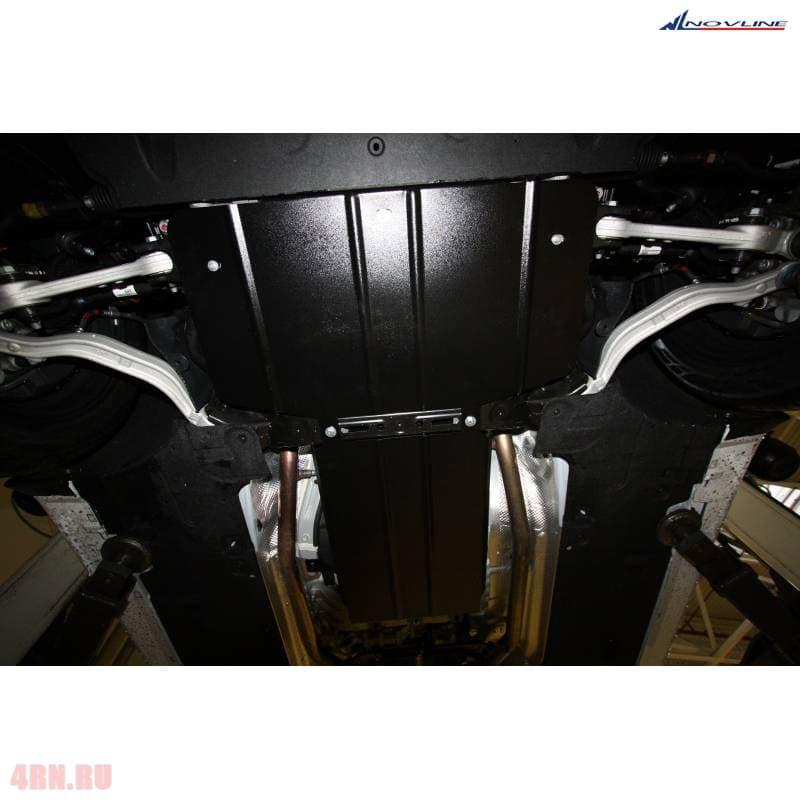Защита двигателя Hyundai Genesis АКПП (2014-2018) № NLZ.20.46.020