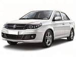Geely GC6 седан 2014-2016